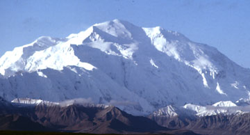 Picture of Mt. Denali